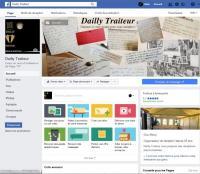 Nouvelle Page Facebook pour Dailly Traiteur, n'attendez plus et suivez nous au quotidien !!!